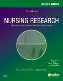 Study Guide for Nursing Research, 7th Edition
