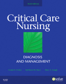 cover image - Critical Care Nursing,6th Edition
