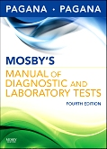 cover image - Evolve Resources for Mosby's Manual of Diagnostic and Laboratory Tests,4th Edition