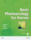 Basic Pharmacology for Nurses, 15th Edition
