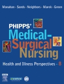 cover image - Phipps' Medical-Surgical Nursing - Elsevier eBook on VitalSource,8th Edition