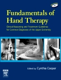 Fundamentals of Hand Therapy - Elsevier eBook on VitalSource