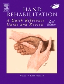 cover image - Hand Rehabilitation - Elsevier eBook on VitalSource,2nd Edition