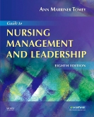 cover image - Guide to Nursing Management and Leadership - Elsevier eBook on VitalSource,8th Edition