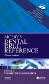 cover image - Evolve Resources for Mosby's Dental Drug Reference,9th Edition