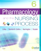 cover image - Pharmacology and the Nursing Process - Elsevier eBook on VitalSource,6th Edition
