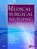 cover image - Evolve Resources for Medical-Surgical Nursing,8th Edition
