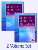 Medical-Surgical Nursing - 2-Volume Set, 8th Edition