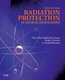cover image - Radiation Protection in Medical Radiography,6th Edition