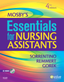 Mosby's Essentials for Nursing Assistants, 4th Edition
