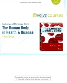 Anatomy and Physiology Online for The Human Body in Health & Disease, 5th Edition