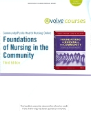 Community/Public Health Nursing Online for Stanhope and Lancaster, Foundations of Nursing in the Community, 3rd Edition