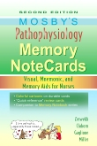cover image - Mosby's Pathophysiology Memory NoteCards,2nd Edition