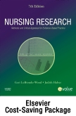 Nursing Research - Text and Study Guide Package, 7th Edition