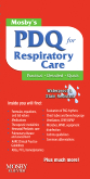 Mosby's PDQ for Respiratory Care, 2nd Edition