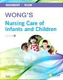cover image - Evolve Resources for Wong's Nursing Care of Infants and Children,9th Edition