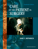 Alexander's Care of the Patient in Surgery, 14th Edition