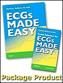 cover image - ECGs Made Easy - Book and Pocket Reference - Elsevier eBook on VitalSource,4th Edition