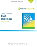 cover image - Online ECG Companion for ECGs Made Easy,4th Edition