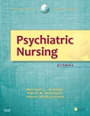 cover image - Evolve Resources for Psychiatric Nursing,6th Edition