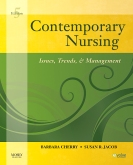 Contemporary Nursing - Elsevier eBook on VitalSource, 5th Edition