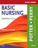 cover image - Study Guide for Basic Nursing,7th Edition