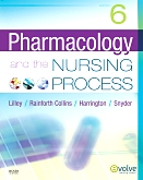 cover image - Evolve Resources for Pharmacology and the Nursing Process,6th Edition