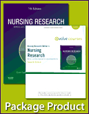 Nursing Research Online for Nursing Research (User's Guide, Access Code, and Textbook Package), 7th Edition
