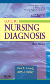 Mosby's Guide to Nursing Diagnosis, 3rd Edition