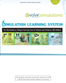 cover image - Simulation Learning System for Hockenberry: Wong's Nursing Care of Infants and Children (User Guide and Access Code),9th Edition