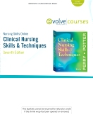 Nursing Skills Online for Clinical Nursing Skills & Techniques, 7th Edition