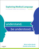cover image - Exploring Medical Language,8th Edition