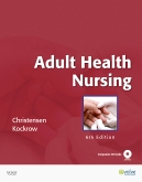 cover image - Adult Health Nursing - Elsevier eBook on VitalSource,6th Edition