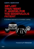 cover image - Implant Treatment Planning for the Edentulous Patient