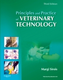 cover image - Principles and Practice of Veterinary Technology,3rd Edition