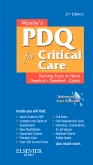 cover image - Mosby's Nursing PDQ for Critical Care,2nd Edition