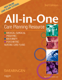 cover image - All-In-One Care Planning Resource,3rd Edition