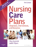 cover image - Evolve Resources for Nursing Care Plans,7th Edition