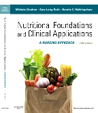 cover image - Evolve Resources for Nutritional Foundations and Clinical Applications,5th Edition