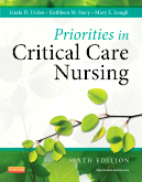 cover image - Priorities in Critical Care Nursing,6th Edition
