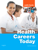 cover image - Health Careers Today,5th Edition