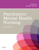 cover image - Psychiatric Mental Health Nursing,5th Edition
