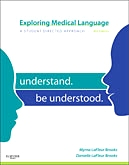 cover image - Evolve Resources for Exploring Medical Language,8th Edition