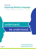 iTerms Audio for Exploring Medical Language, 8th Edition