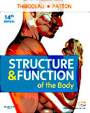 Structure & Function of the Body - Softcover, 14th Edition