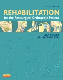 cover image - Rehabilitation for the Postsurgical Orthopedic Patient,3rd Edition