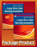 Mosby's Textbook for Long-Term Care Nursing Assistants - Text and Workbook Package, 6th Edition