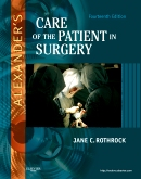 cover image - Alexander's Care of the Patient in Surgery - Elsevier eBook on VitalSource,14th Edition
