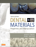 cover image - Dental Materials,10th Edition