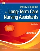 cover image - Evolve Resources for Mosby's Textbook for Long-Term Care Nursing Assistants,6th Edition